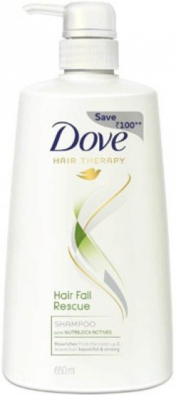 Dove Hair Therapy Hair Fall Rescue Shampoo