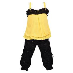 Wish KaroCasual wear top and capri setCSL88