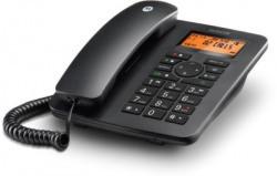 Motorola CT111I Corded Landline Phone with Answering Machine
