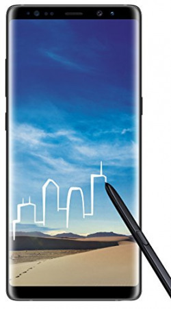 Samsung Galaxy Note 8 (Midnight Black)