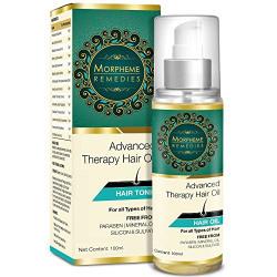 Morpheme Remedies Advanced Therapy Hair Oil For Anti Hair Fall, Hair Loss & Hair Repair - 100Ml