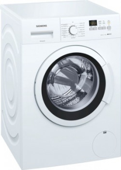 Siemens 7 kg Fully Automatic Front Load Washing Machine White(WM10K161IN)