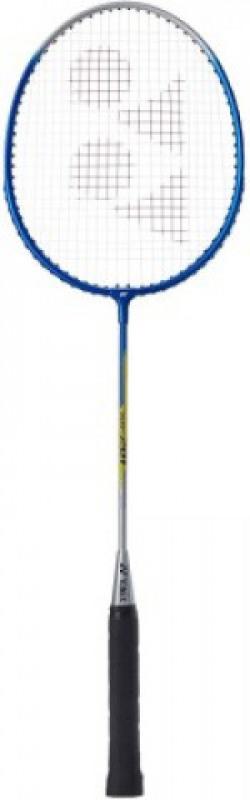 Yonex Gr 201 Blue Strung Badminton Racquet(Weight - 90 g)
