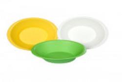 Signoraware Rice N Curd Bowl Set, 550ml, Set of 3, Multicolour
