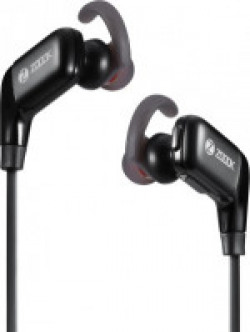 Zoook Rocker Soulmate Bluetooth Headset with Mic(Black, In the Ear)