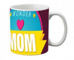 meSleep Ceramic Wonder Mom Mother's Day Mug, 330 ml