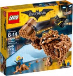 Lego Clayface Splat Attack(Multicolor)