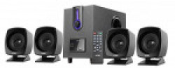 Intex IT 2616 SUF OS 4.1 Channel Multimedia Speakers (Black)