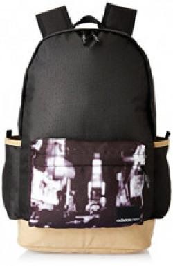 Adidas Spring Summer Black Backpack (BQ1233NS)