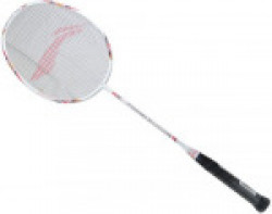 Li-Ning G-Tek 58 II Multicolor Strung Badminton Racquet(Weight - 85 g)
