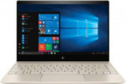 HP Envy Core i5 8th Gen - (8 GB/256 GB SSD/Windows 10 Home) 13-ad125TU Thin and Light Laptop(13.3 inch, Gold, 1.32 kg)