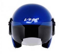 Vega Cruiser Open Face Helmet @152