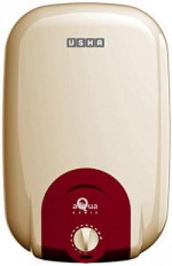 Usha AquaGenie 15-Litre Storage Water Heater (Ivory Wine)