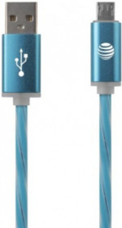 AT&T LMC03 for micro USB devices Sync & Charge Cable(Blue)