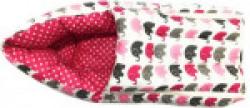 Bacati Elephant Pink Grey Reversible Baby Sleeping Bag @ 60% off