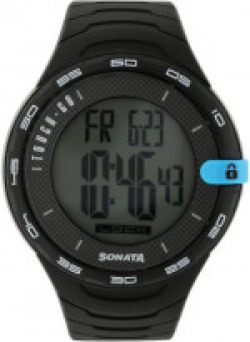 Sonata 77041pp03J Watch  - For Men