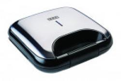 Usha 3772 750 -Watt 2-Slice Sandwich Toaster (Stainless Steel/Black)