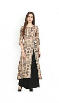 AnjuShree Choice Women Stitched Cotton Kurtis / Kurtis for women (M - 38)