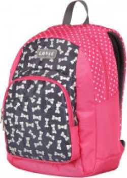 Lavie Impact 3 Backpack(Pink)