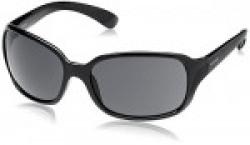 Fastrack Square Sunglasses (P101BK1|59|Grey)