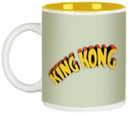 Posterboy 'King Kong' Ceramic Mug (7.62cm x 7.62cm x 9.39cm)