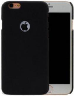 Aspir Back Cover for Apple iPhone 6(Black, Plastic)
