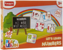 Funskool Numbers Puzzles