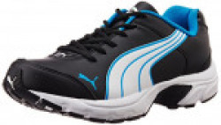Puma Men's Axis IV XT DP Black, Cloisonné and White Running Shoes - 7 UK/India (40.5 EU)