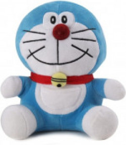 My Baby Excel Doraemon 8 inch Plush  - 10 inch(Multicolor)
