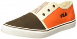 Fila Men's Walt Brown/Coffee Sneakers - 7 UK/India (41 EU)(11005415)