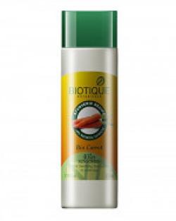 Biotique Bio Carrot Face & Body Sun Lotion Spf 40 Uva/Uvb Sunscreen For All Skin Types In The Sun,190ml