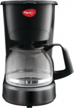 Pigeon Modern Cucina CM 1.0 5 Cups Coffee Maker(Black) (get cart level discounts for the final price)