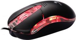 Zebronics Trust Wired Optical Mouse(USB 2.0, Black)