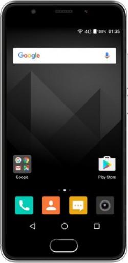 Yu Yureka Black (Chrome Black, 32 GB)(4 GB RAM)