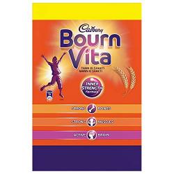 Cadbury Bournvita Chocolate Health Drink - 2 kg Pack