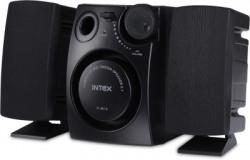 Intex IT 881S 16 W Home Audio Speaker(Black, 2.1 Channel)
