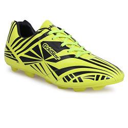 GoldStar Green Football Boots-10 UK/India (44 EU)(Pale Men)