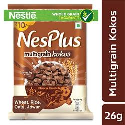 [Pantry] 35% Off on Nestle NesPlus Cereal & Muesli Starts from Rs. 6
