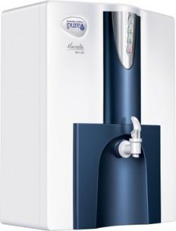 Pureit Marvella 10 L RO + UV Water Purifier(White & Blue)