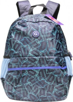 Giordano GD2687CL-NY 24 L Laptop Backpack(Blue)