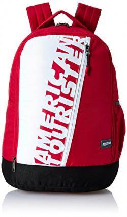 Puma,UCB,American Tourister backpacks 75 % or more