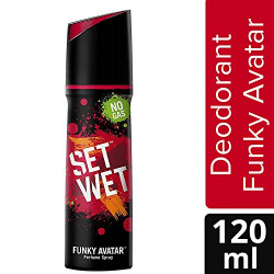 Set Wet Perfume Spray From 39 (pantry or Prime)