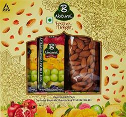 B Natural Festive Delight Dry Fruit Gift Pack