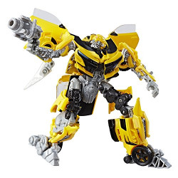 Transformers The Last Knight Premier Edition Deluxe Bumblebee (6.41 cm)