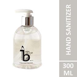 Be.The Solution Hand Sanitizer Nimbuwala Fresh Citrus / Lemon Fragrance Hand Sanitizer - 300 Ml
