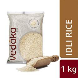 Amazon Brand - Vedaka Idli Rice, 1kg