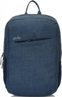 Wesley Milestone 25.0 L Laptop Backpack(Blue)