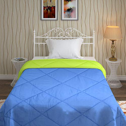 Bombay Dyeing Single Bed Reversible Comforters (Lightning Deal)