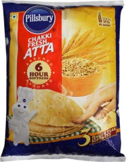Pillsbury Chakki Fresh Atta(10 kg)