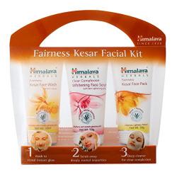 Himalaya Herbals Fairness Kesar Facial Kit, 150ml